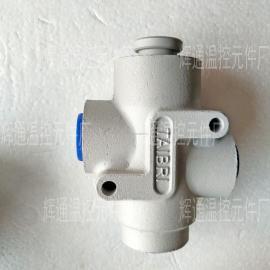 空压机温控阀总成 3/4 1寸 1.5寸 2寸现货