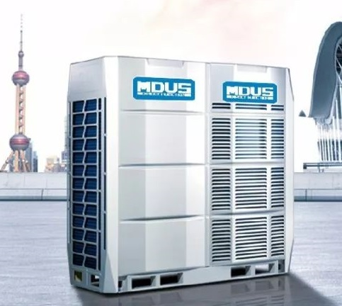 北京美的中央空调商用直流变频天花机MDV-D125Q4/BP2SDN1-D