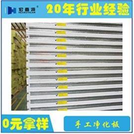 山东彩钢净化板生产厂家|济南彩钢净化板|山东宏鑫源(查看)