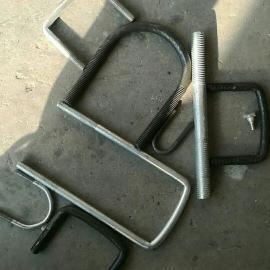 U型螺栓@扬州U型螺栓@U型螺栓生产厂家