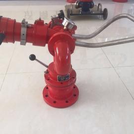 山东德州市PL48固定式泡沫水两用消防水炮生产厂家 最新报价 泡沫