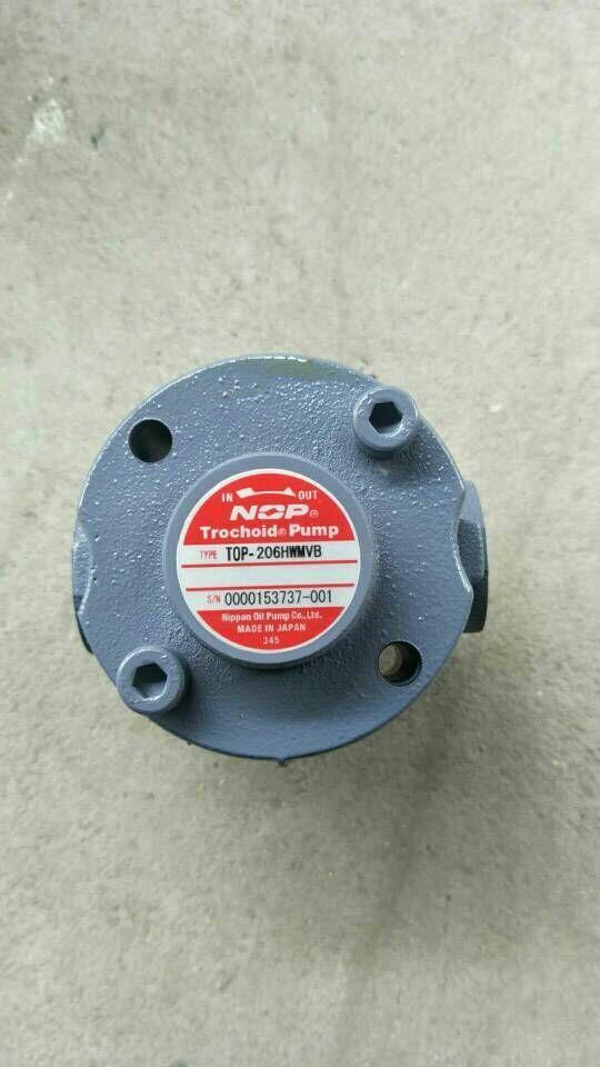 日本NOP油泵TOP-25P400C-216EVB 苏州卡雷博现货供应