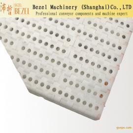 塑料 食品级网带 BZ-W1000开孔模块网 平板模块网