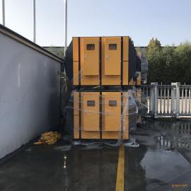河北首信生产的餐饮油烟净化器低温等离子油烟净化器