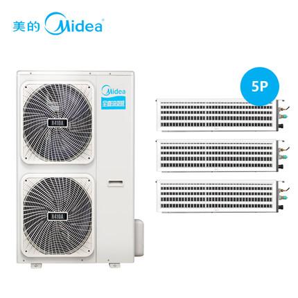 美的家用中央空调北京美的家庭TR+系列变频风管机销售厂家直销
