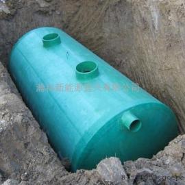 1吨玻璃钢钢化粪池|1T玻璃钢化粪池|1m3玻璃钢化粪池