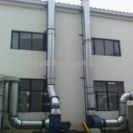 陕西专业安装各类风管厂家