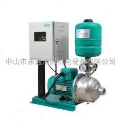 MHI403热水管道变频增压泵750W恒压泵
