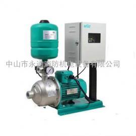 威乐变频增压泵MHI406自来水恒压供水加压机