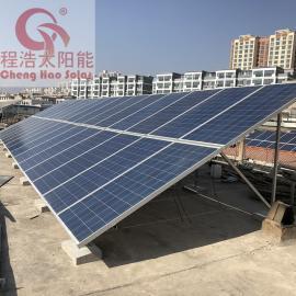 甘肃10kw太阳能光伏发电 10kw家庭太阳能发电系统