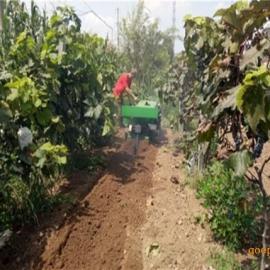 履带式果园开沟施肥机