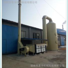 焦炉废气脱硫塔、锅炉脱硫塔、专业生产玻璃钢脱硫塔厂家