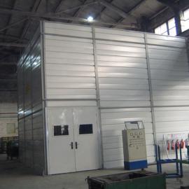 荆州冷却塔声屏障 荆州空调机组隔音墙