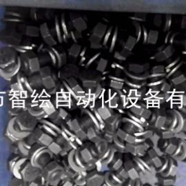 德标六角螺杆垫片螺母装配机