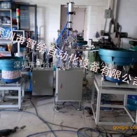 [工厂直销]壁虎车修螺栓垫片螺母装配机 自动包夹片