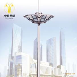 广场体育场高杆灯价格30米升降式高杆灯生产厂家
