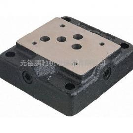 液压阀盖板/底板G545/01 G409/01