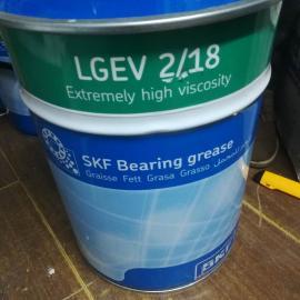 SKF LGEV2/18 超高粘度�S承��滑脂
