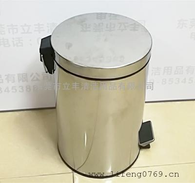 脚踏式不锈钢垃圾桶 东莞垃圾桶 深圳垃圾桶 惠州不锈钢果皮桶
