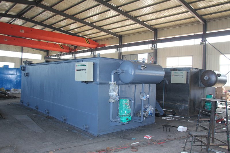 WSZ-A-5地埋式一体化污水处理设备报价
