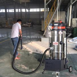 威德尔正规工业吸尘器WX3610电子厂工业厂房吸粉末丁用吸尘器