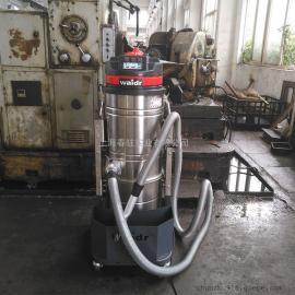 北京大型工业吸尘器新疆工厂车间用吸粉尘颗粒焊渣铁屑吸尘器