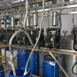 英格索兰隔膜泵666170-144-C磨砂机板框压滤机