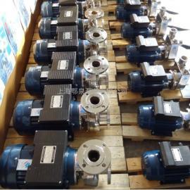 小型不锈钢卫生级离心泵
