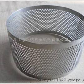 昆山金属板网3mm厚304不锈钢冲孔网