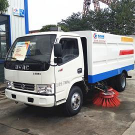 程力5吨东风清扫车多少钱