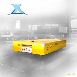 30吨蓄电池电平车 无轨电动平车移动升降平台车 重型电动搬运车