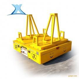 专业定制 重型搬运车蓄电池电动平板车 无轨电瓶车