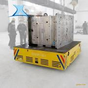20吨无轨平车场内搬迁转运平车 重型生产线车辆平移板车电动平车