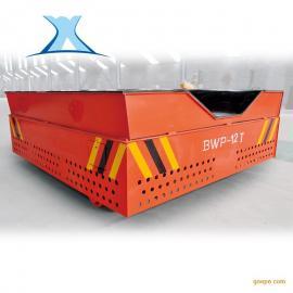 车间无轨转运车物流设备平车3吨无轨电动搬运平车重型电动平板车
