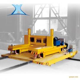 喷漆房轨道车 30TBXC耐高温喷漆房专用轨道车百特智能化平车