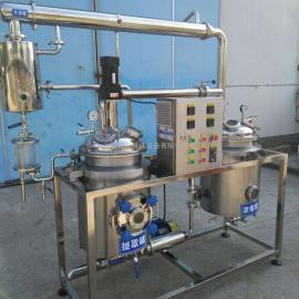 RY-NSG-100L提取浓缩机组进口不锈钢