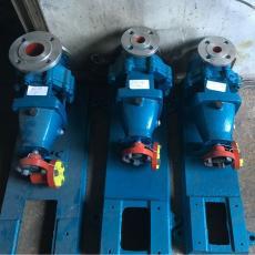 IH200-150-250化工离心泵 IH不锈钢化工泵原理图