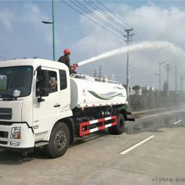 10吨东风消防洒水车厂家报价