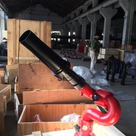 德州市PL48手动固定式泡沫两用水炮 厂家报价 厂家直销