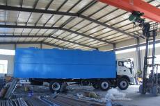 优质WSZ-A-10地埋式一体化污水处理设备