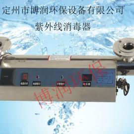 污水处理紫外线杀菌器