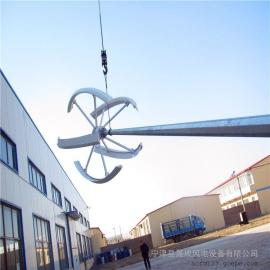 厂家直销3千瓦低转速离网小型风力发电机