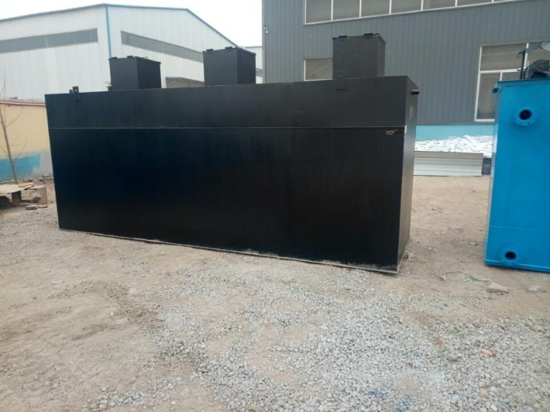 WSZ-A-6地埋式一体化污水处理设备价格