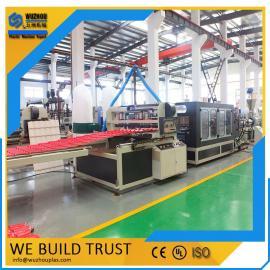 PVC防腐树脂瓦设备 环保树脂瓦机器