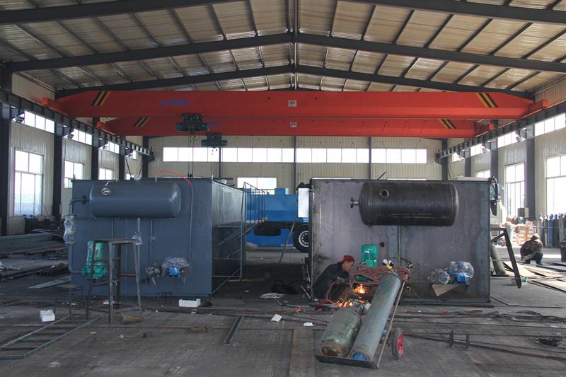 WSZ-A-8地埋式一体化污水处理设备装置