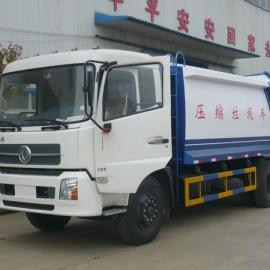 城市建筑运输15吨压缩垃圾车型号、参数