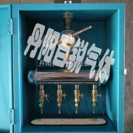 混合气接头箱焊接除尘用气接头箱