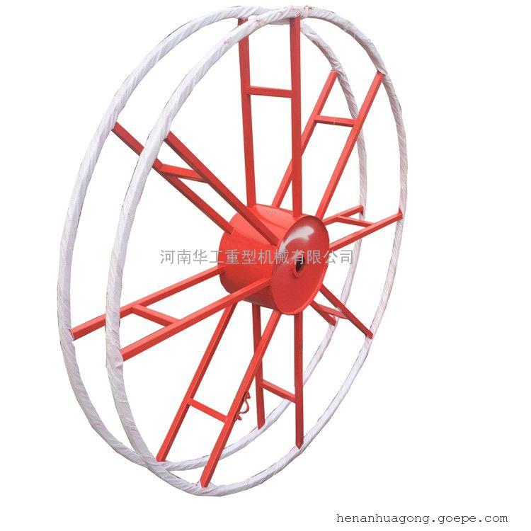 液压抓斗供电卷线器 JTA型垂直卷取50米 带跑车工字钢电缆卷筒
