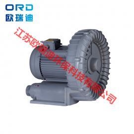 台湾RB022高压鼓风机,1.5KW环形旋涡气泵
