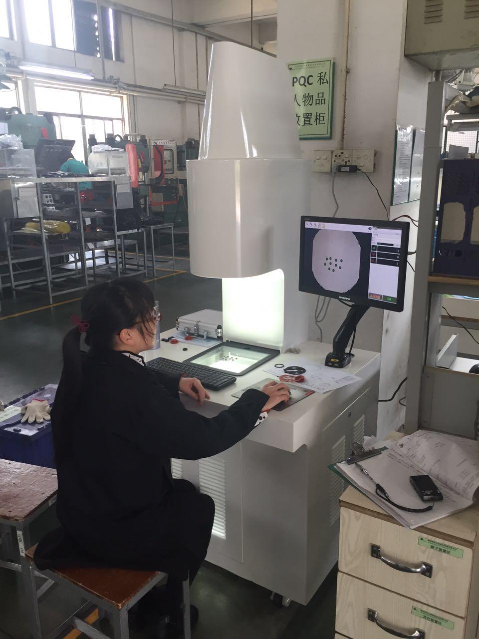 一键式光学测量仪MTS-OVG100